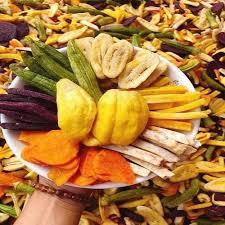 Giấy phép cần thiết để sản xuất và kinh doanh trái cây sấy
