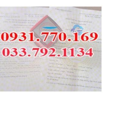 Dịch vụ mở giấy phép công ty tại TPHCM