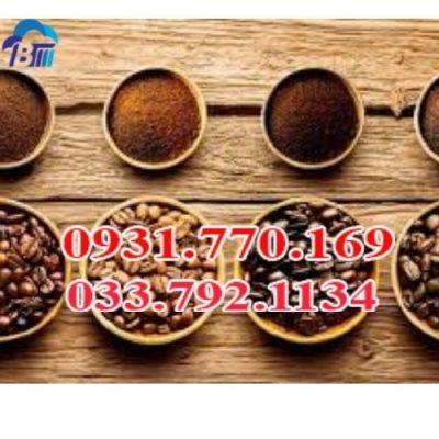 Hướng dẫn công bố chất lượng cà phê