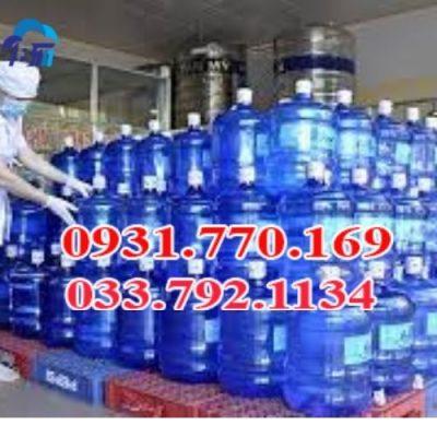 Dịch vụ công bố nước uống đóng bình tại Bình Tân